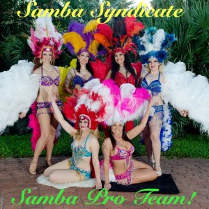 Samba Syndicate - Dance Troupe / Mardi Gras Entertainment in Tampa, Florida
