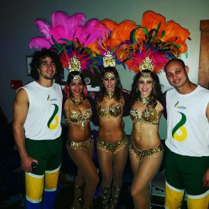 Samba/Capoeira  performances - Dance Troupe in Charlotte, North Carolina