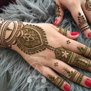 Samira's Henna Designs - Henna Tattoo Artist / Body Painter in Plano, Texas