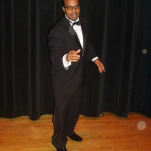 Steve Roman as Sammy Davis Jr. - Sammy Davis Jr. Impersonator / Crooner in Orlando, Florida