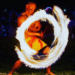 Samoan Fire Knife - Fire Performer in Gurnee, Illinois