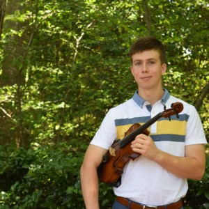 Samuel Silhavy Music - Violinist in Durham, North Carolina