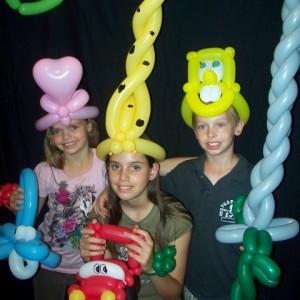 Samurai Balloon Guy - Balloon Twister / College Entertainment in Seville, Ohio