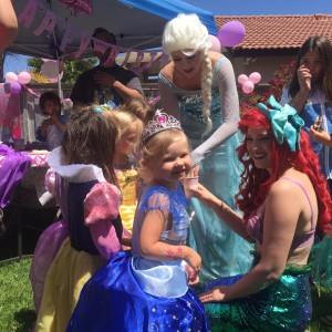 San Diego Party Entertainers - Children's Party Entertainment / Cartoon Characters in San Diego, California