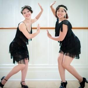 San Francisco Gatsby Girls - Swing Dancer / Jazz Dancer in San Francisco, California