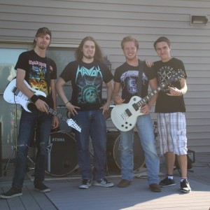 Sanctus - Heavy Metal Band in Madison, Wisconsin