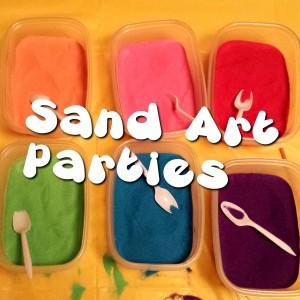 Sand Art Parties