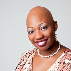 Sandra Dubose, The Bald Beauty Queen of SelfEsteem - Motivational Speaker / Corporate Event Entertainment in Cary, North Carolina