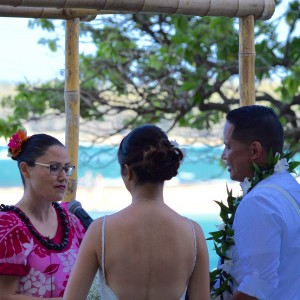 Sandy In Hawaii Weddings - Wedding Officiant in Oahu, Hawaii