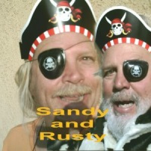 Sandy & Rusty Thepirate - Event Planner / Actor in Santa Maria, California