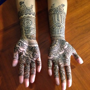Sanober's Henna - Henna Tattoo Artist in Dallas, Texas