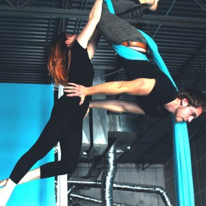 Sans Gravity - Aerialist in Columbus, Ohio
