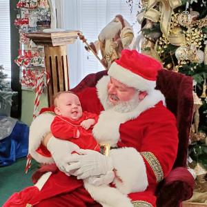Santa-T - Santa Claus in Conway, South Carolina