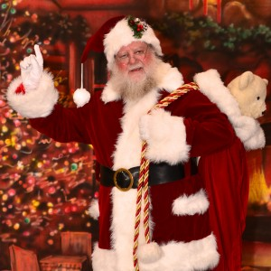 Santa Al Hockaday - Santa Claus in Dallas, Texas