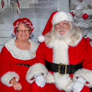 Santa and Me Photos - Santa Claus in Soddy Daisy, Tennessee