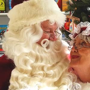 Santa and Mrs. Claus - Virtual! - Santa Claus / Storyteller in Los Angeles, California