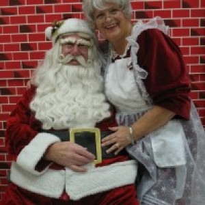 Santa and Mrs Claus - Santa Claus in Las Vegas, Nevada