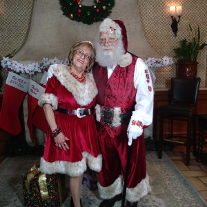Santa and Mrs Claus - Santa Claus / Holiday Party Entertainment in Pompano Beach, Florida