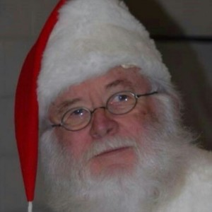 Santa Barney - Actor in China Grove, North Carolina