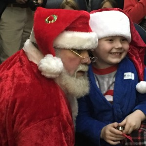 Santa bill - Santa Claus in Akron, Ohio