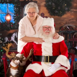 Santa Bill - Actor / Costumed Character in Eden, North Carolina