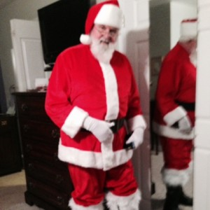 Santa Charles - Santa Claus / Holiday Party Entertainment in Birmingham, Alabama