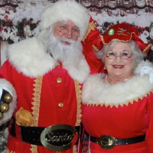 Santa Bob & Mrs. Beth Claus, Bossier City, LA - Santa Claus in Bossier City, Louisiana