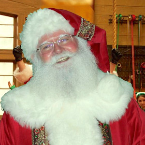 Santa Bob - Santa Claus in San Jose, California