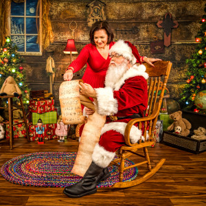 Santa Breckenridge - Interactive Performer / Halloween Party Entertainment in Oxford, Mississippi