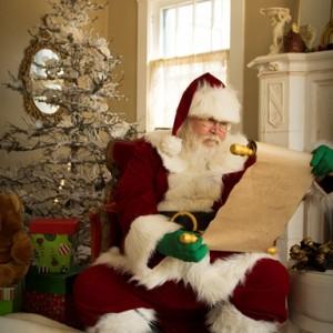 Santa Bruce Cooper - Santa Claus / Costumed Character in Reno, Nevada