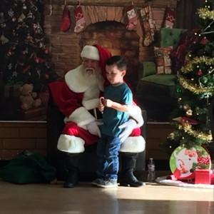 Santa Bruce - Santa Claus / Holiday Party Entertainment in Trabuco Canyon, California