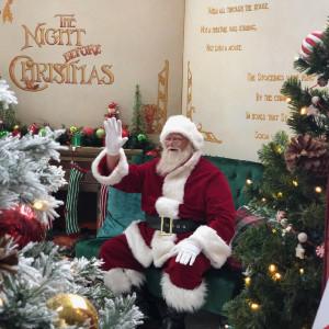 Santa Calvin - Santa Claus in Columbus, Ohio