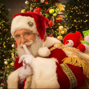 Santa Bruce - Santa Claus in Atlanta, Georgia
