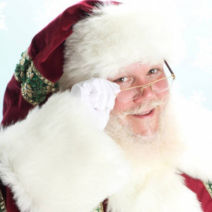 Santa Edwin - Santa Claus in Charlotte, North Carolina