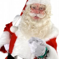 Santa Christopher - Santa Claus in Lockport, New York