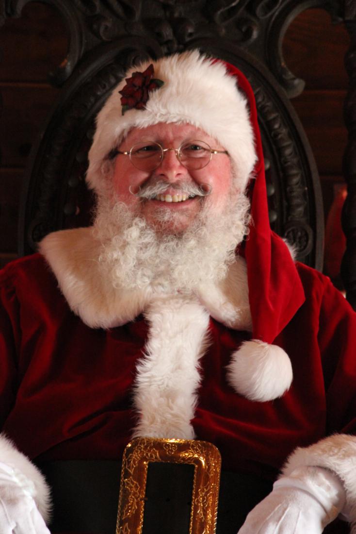 hire santa claus real beard santa claus in la grange
