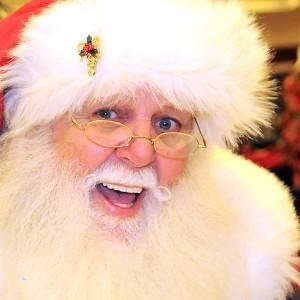 Auburn Santa Claus - Santa Claus in Auburn, California