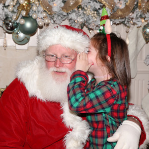 Santa Claus (by McCullough Expressions) - Santa Claus in Little Rock, Arkansas