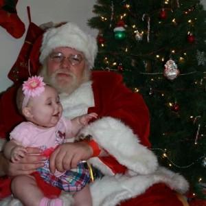 Santa Claus - Santa Claus in Calgary, Alberta