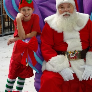 Santa Claus - Santa Claus in Clearwater, Florida