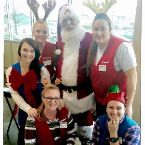 Santa Claus - Actor in Coos Bay, Oregon