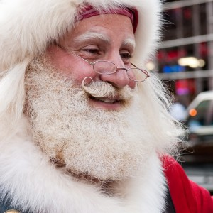 Santa Claus - Santa Claus in Copiague, New York