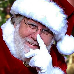 Santa Claus - Santa Claus in Dallas, Texas