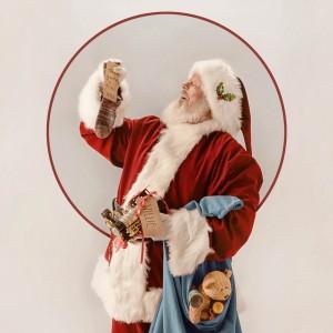Santa Claus Willie - Santa Claus in Fredericksburg, Virginia
