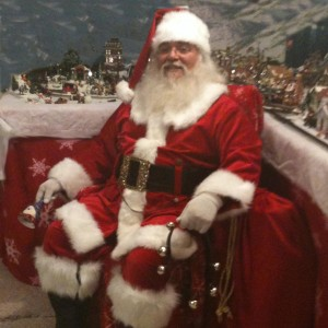 Santa Claus - Santa Claus in Houston, Texas