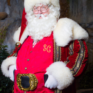 Santa Claus - Santa Claus in Knoxville, Tennessee