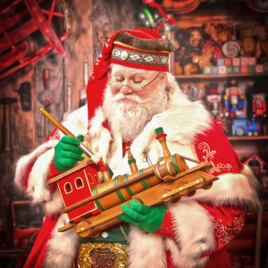 Santa Claus Johnathan - Santa Claus / Classical Singer in Bay Area, California