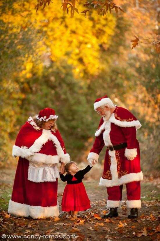 hire santa claus  u0026 mrs  claus