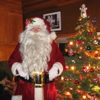 Santa Claus - Santa Claus in Phoenix, Arizona