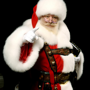 Santa Erik Claus - Santa Claus in San Jose, California
